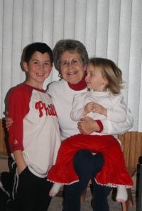 Great-Grandma Wiest.