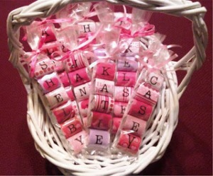 personalized name treats