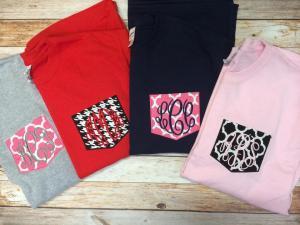 Faux Pocket Shirts