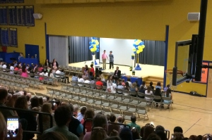 5th Grade Graduation Processional.