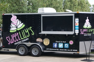 Sweet Lily's Frozen Yogurt!